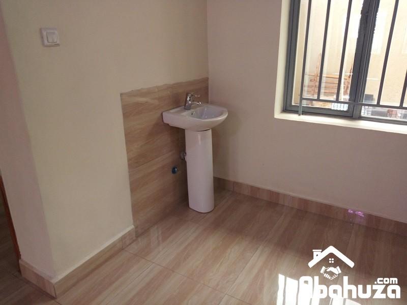 8. Hand wash area